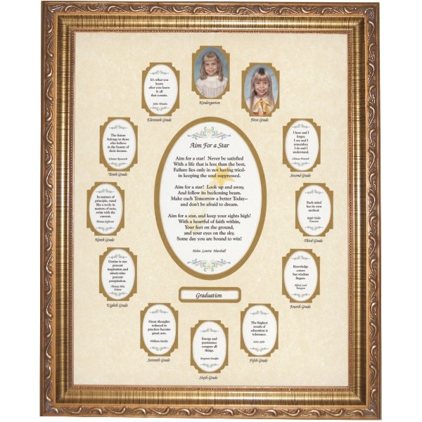 Picture Frame Mat Five Oval Collage 8 X 10 For 5x7 2x3s
