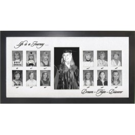 Life is a Journey School Photo Frame (Framed Only)9600B