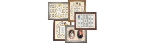 School Years Photo Mats / School Days Picture Frames